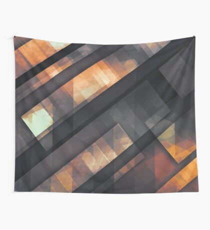 Pixel art 6 Wall Tapestry