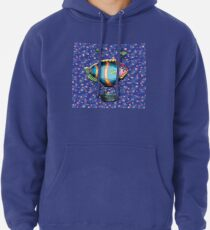 Upon a Dream We Floated Pullover Hoodie