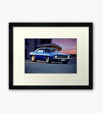 1969 Chevrolet Camaro 'Yenko SC 427' Framed Print