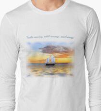 Sail Away Long Sleeve T-Shirt