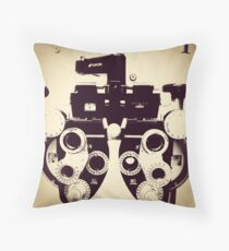 One...or Two Throw Pillow