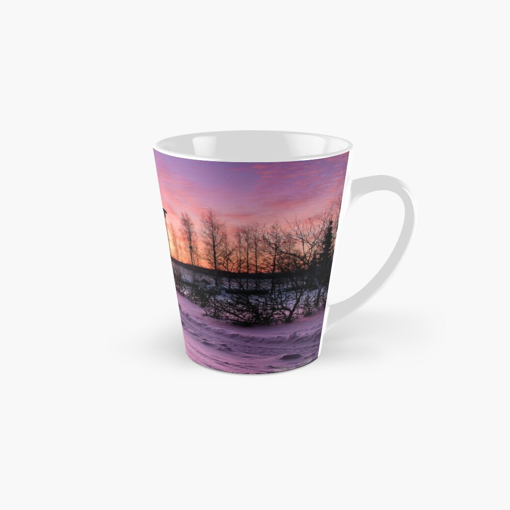 winter sunrise Tall Mug