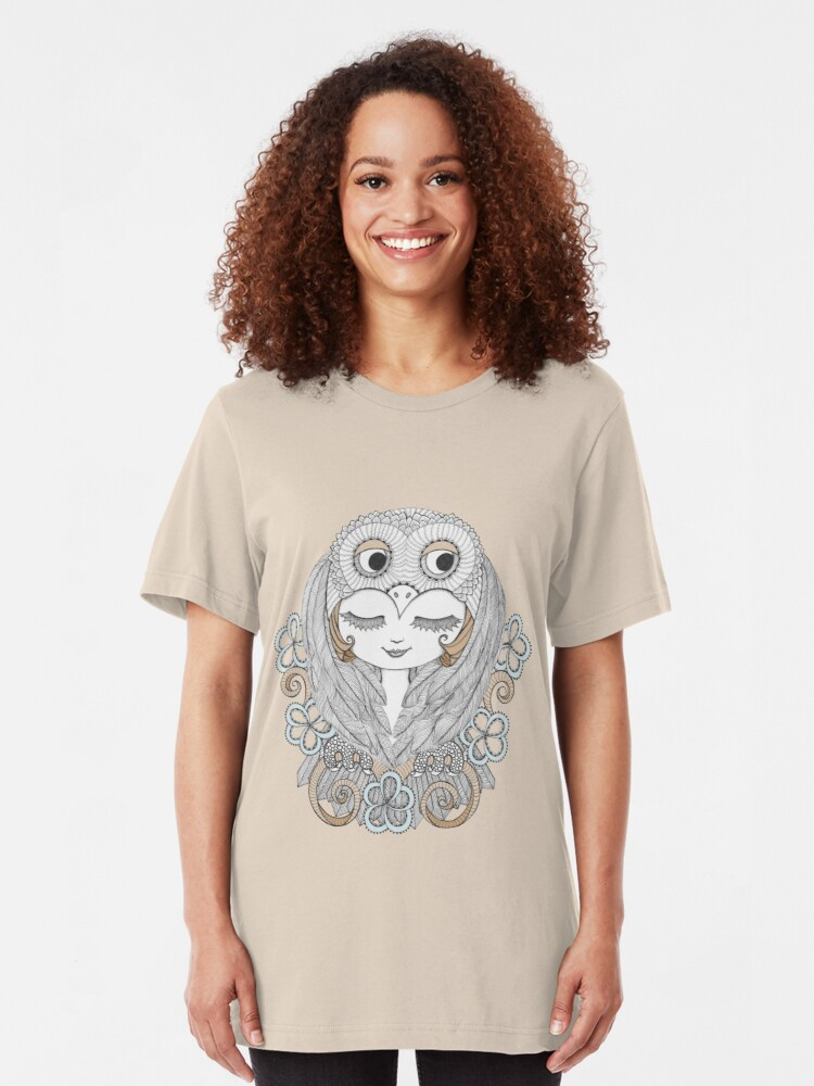 Alternate view of The Wise Protector Slim Fit T-Shirt