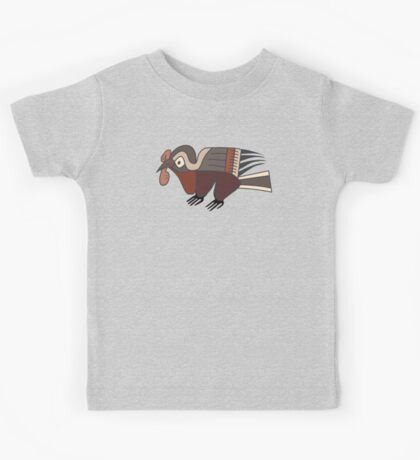 Hummingbird with worm Kids Clothes