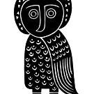 Monster Bird by baggelboy