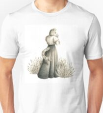 Victorian Cat Series 04 Unisex T-Shirt