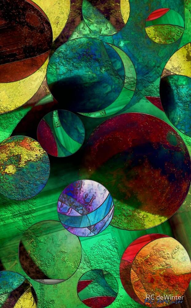 When Worlds Collide by RC deWinter