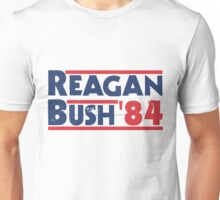 Reagan Bush '84 Unisex T-Shirt