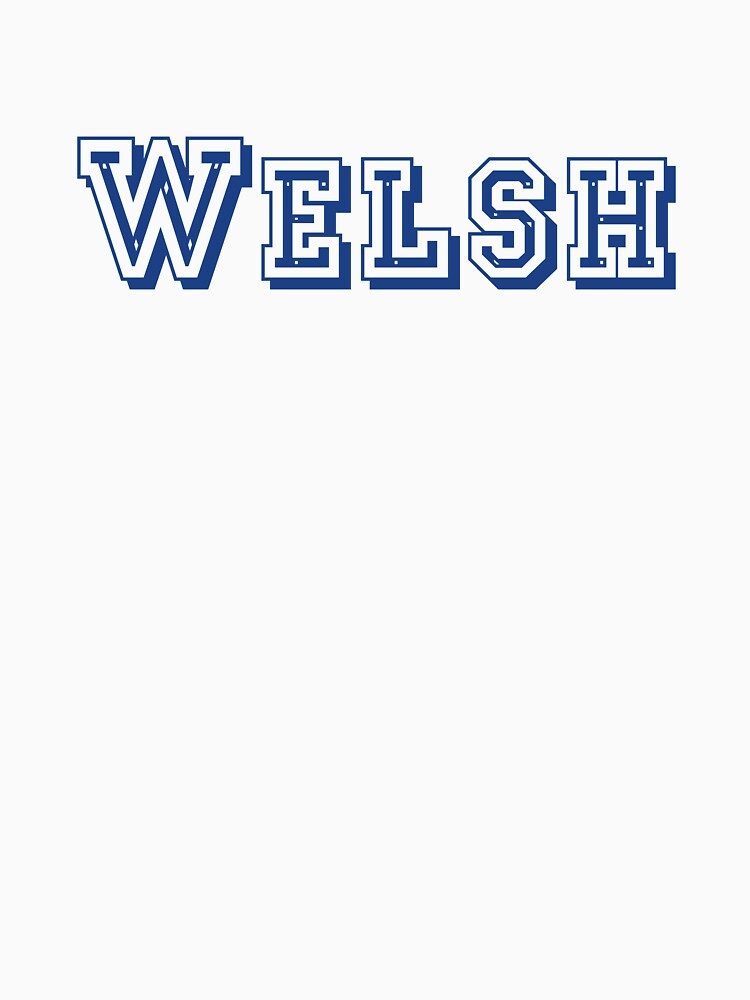 Welsh by CreativeTs