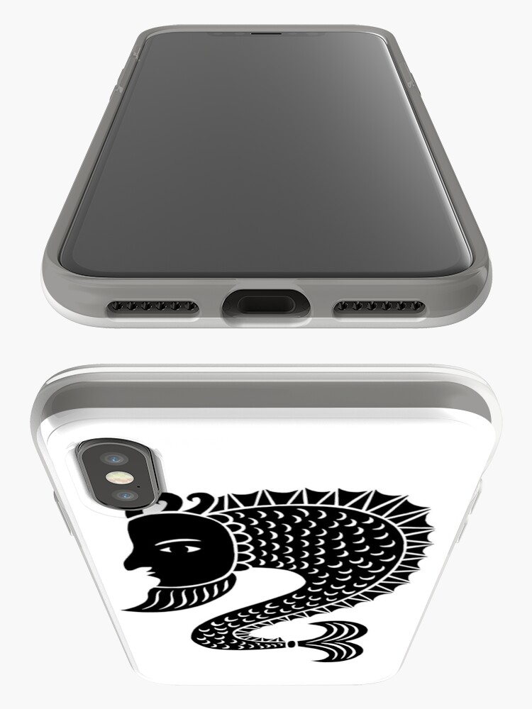 Alternate view of Sea Monster iPhone Case & Cover