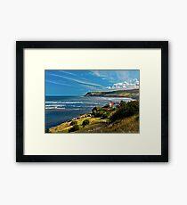 Robin Hood's Bay   Yorkshire  Framed Print