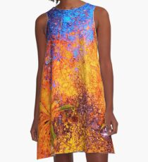 The Sunset A-Line Dress