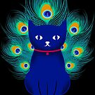 PEACOCKCAT by MEDIACORPSE