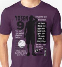 Murasakibara Atsushi Quotes Unisex T-Shirt