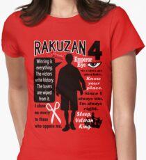 Akashi Seijurou Quotes Women's Fitted T-Shirt