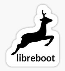 Libreboot Logo  Sticker
