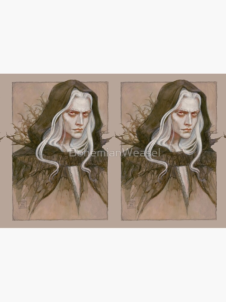 The Albino Antihero by BohemianWeasel