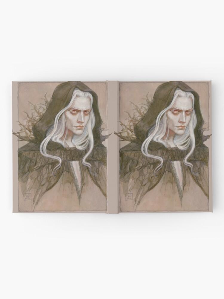 Alternate view of The Albino Antihero Hardcover Journal