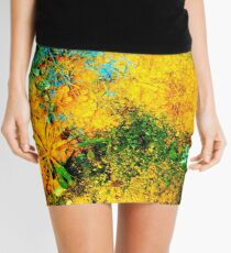 The Moon Eclipse Mini Skirt