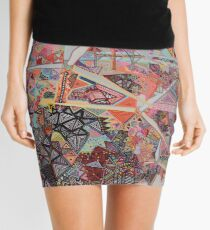 ENERGY - LARGE FORMAT Mini Skirt