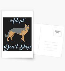 Dont Shop übernehmen Postkarten