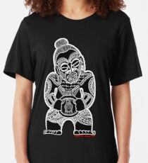 THA ISLAND DUDE Slim Fit T-Shirt