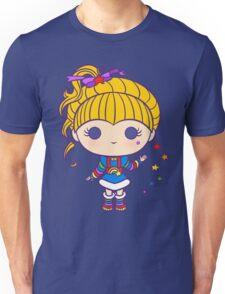 Funky Prism Girl Unisex T-Shirt