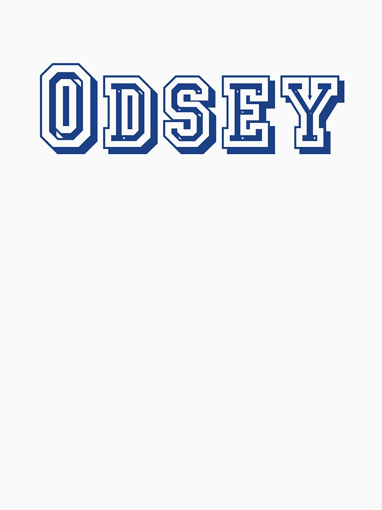 Odsey by CreativeTs