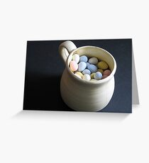 Egg Cup Greeting Card