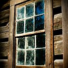 Glass Window by Christopher R. Watts