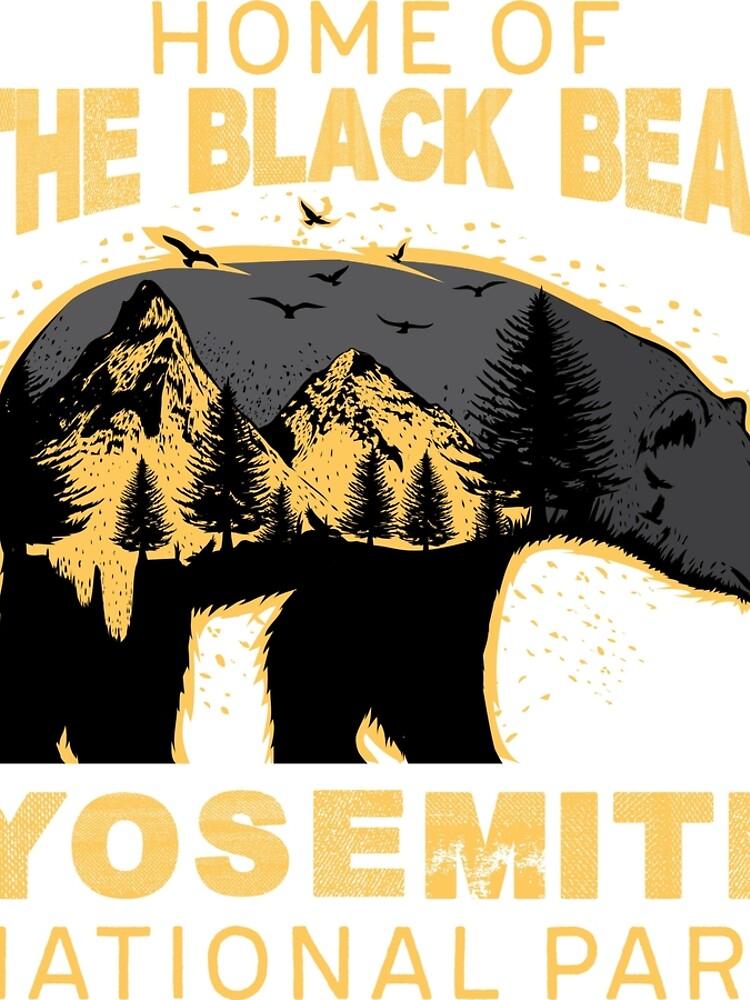 Yosemite National Park Sticker by TrendJunky