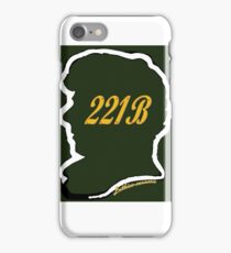 Welcome to 221B iPhone Case/Skin