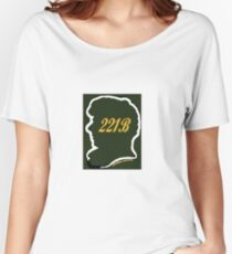 Welcome to 221B Women's Relaxed Fit T-Shirt