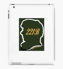 Welcome to 221B iPad Case/Skin