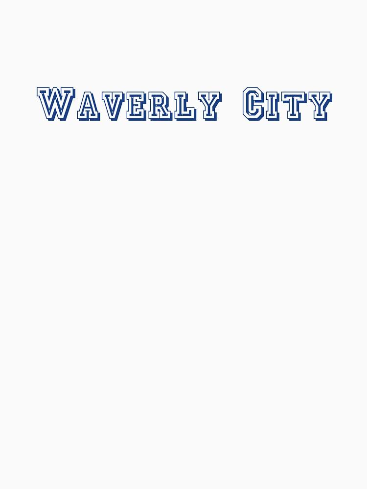 Waverly City by CreativeTs