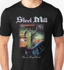 Steel Mill Green Eyed God Shirt! T-Shirt