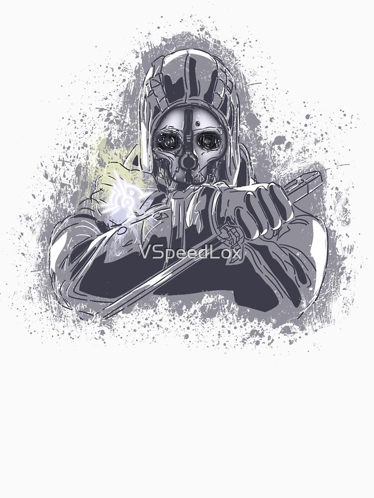 Dishonored - Corvo by VSpeedLox