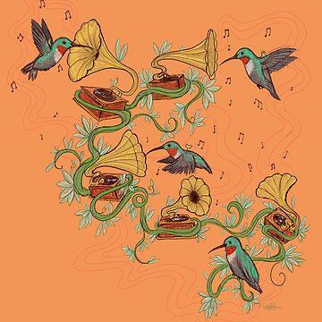 Phono & Fauna by ratkiss