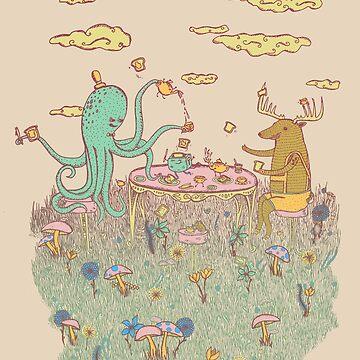 TEA & TOAST by ratkiss