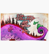 Tenticle Business Poster