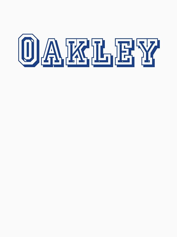 Oakley by CreativeTs