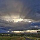 Sunset at Milora by Stecar