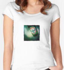 Becks Women's Fitted Scoop T-Shirt