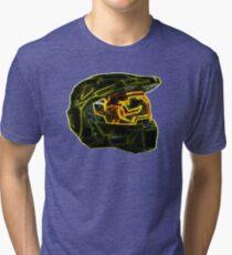 Neon Halo Tri-blend T-Shirt