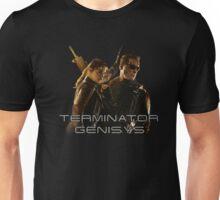 Terminator Genisys Sarah Connor & T-800 Unisex T-Shirt