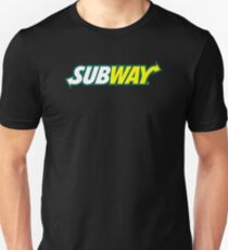 Subway restaurant gift Unisex T-Shirt