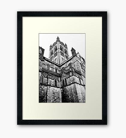 Buckfast Abbey Framed Print