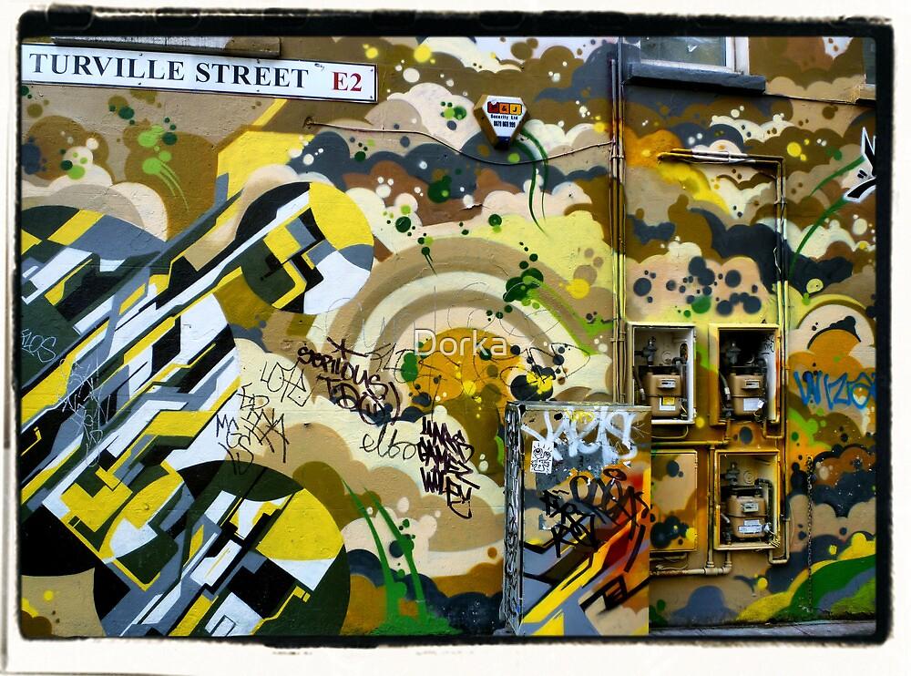 Street art #2 by Dorka