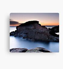 Sea rocks, Canvas Print