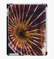Fun Wheel Glow iPad Case/Skin